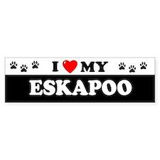 ESKAPOO Bumper Bumper Sticker