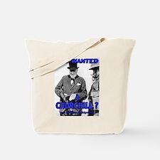 Winston Churchill Cigar Tote Bag