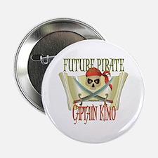 """Captain Kimo 2.25"""" Button"""