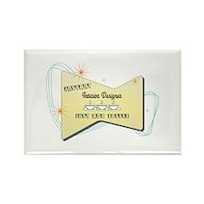 Instant Interior Designer Rectangle Magnet (100 pa