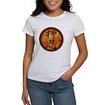 Kanji Endurance Symbol Women's T-Shirt