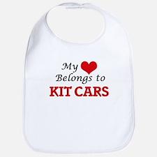 My heart belongs to Kit Cars Bib