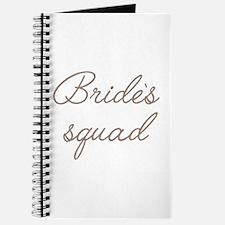 Bride's Squad Journal