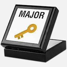 Major Key Keepsake Box