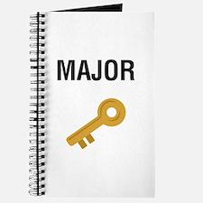 Major Key Journal