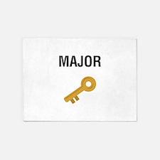 Major Key 5'x7'Area Rug