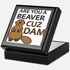 Cuz Dam Keepsake Box