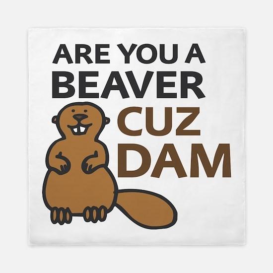 Cuz Dam Queen Duvet