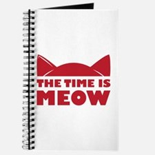 Time Is Meow Journal