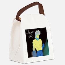 Unique Megaman Canvas Lunch Bag