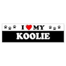 KOOLIE Bumper Stickers