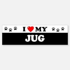 JUG Bumper Bumper Bumper Sticker