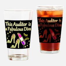 AUDITOR DIVA Drinking Glass