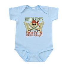 Captain Killian Infant Bodysuit