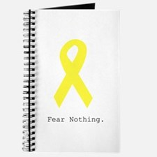 Yellow. Fear Nothing Journal