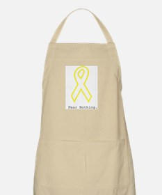 Yellow Out. FearNothing Apron