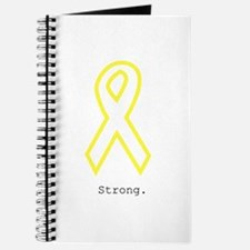 Yellow Ribbon. Strong. Journal