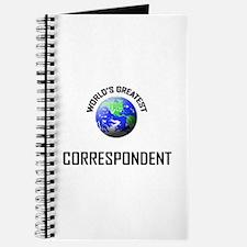 World's Greatest CORRESPONDENT Journal
