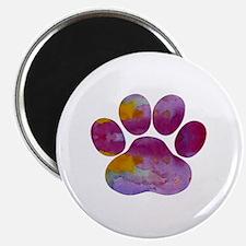 Dog Paw Magnets