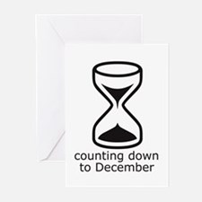 December Baby shower invites (Pk of 10)
