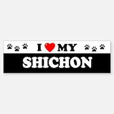 SHICHON Bumper Bumper Bumper Sticker