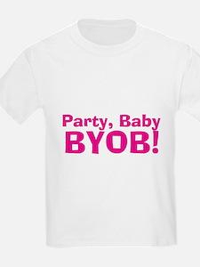 Paryt Baby BYOB T-Shirt