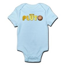 Save Pluto Infant Bodysuit