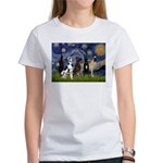 Starry / 4 Great Danes Women's T-Shirt