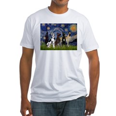 Starry / 4 Great Danes Shirt