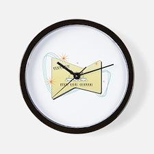 Instant Illusionist Wall Clock