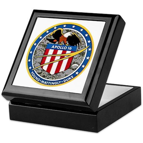 Apollo XVI Keepsake Box