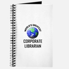 World's Greatest CORPORATE LIBRARIAN Journal
