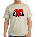 Panda Bear Love Light T-Shirt