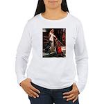 Accolade / Gr Dane (bl) Women's Long Sleeve T-Shir