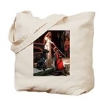 Accolade / Gr Dane (bl) Tote Bag