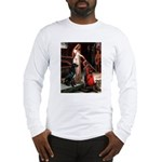 Accolade / Gr Dane (bl) Long Sleeve T-Shirt