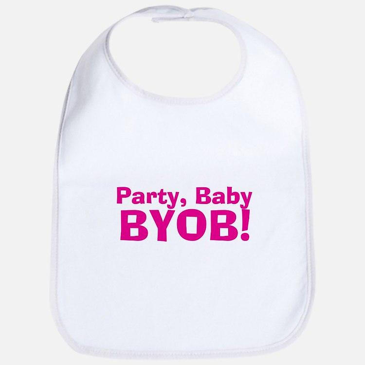 Paryt Baby BYOB Bib