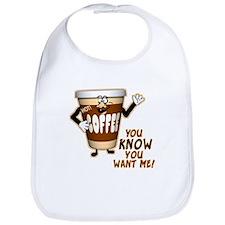 You Know You Want Me! Coffee Bib