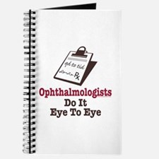 Ophthalmology Ophthalmologist Eye Doctor Journal