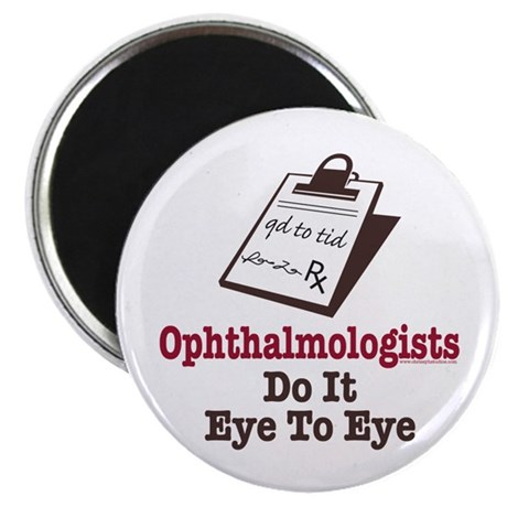 Ophthalmology Ophthalmologist Eye Doctor Magnet