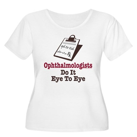 Ophthalmology Ophthalmologist Eye Doctor Women's P