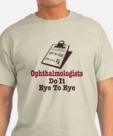 Ophthalmology Ophthalmologist Eye Doctor T-Shirt