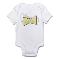 Instant HVAC Guy Infant Bodysuit