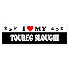 TOUREG SLOUGHI Bumper Bumper Sticker