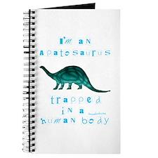 I'm an Apatosaurus Journal