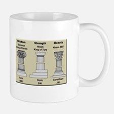 Masonic Pillars Mugs