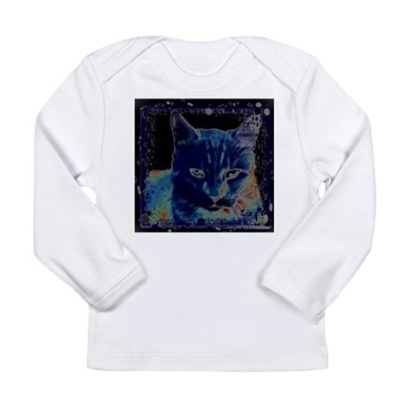 Paranormal Pussycat Long Sleeve T-Shirt