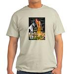 Fairies / Gr Dane (h) Light T-Shirt
