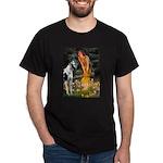 Fairies / Gr Dane (h) Dark T-Shirt