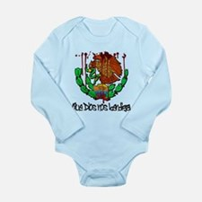 Mexico, May god Bless us all Body Suit